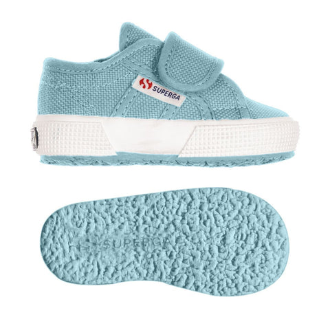 Sneaker Baby Superga Azzurro Marino | SUPERGA | RocketBaby.it