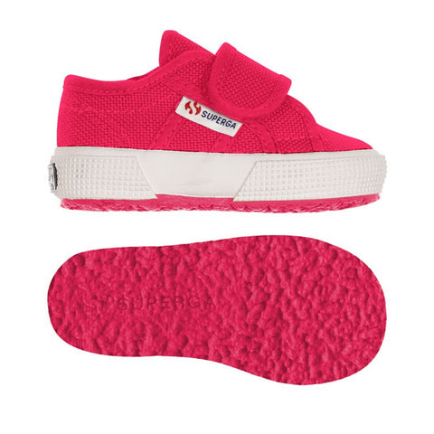 Sneaker Baby Superga Rosa Azalea | SUPERGA | RocketBaby.it