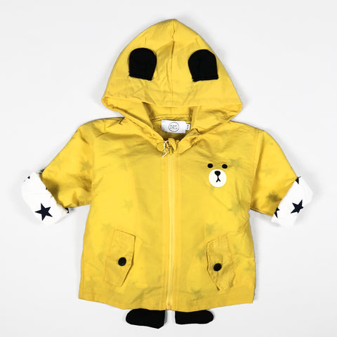 Impermeabile Yellow Teddy | MIAMI KIDS | RocketBaby.it