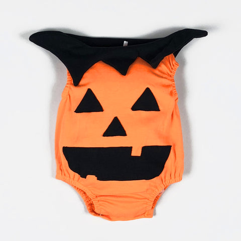 Pagliaccetto Zucca di Halloween | MIAMI KIDS | RocketBaby.it