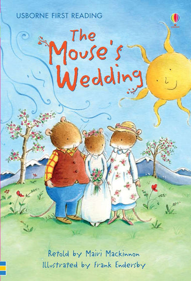 Libro in Inglese The Mouses Wedding | USBORNE | RocketBaby.it