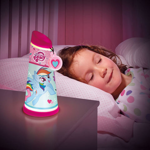 Luce Notturna E Torcia 2 In 1 My Little Pony | GO GLOW | RocketBaby.it