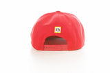 Cappellino Occhioni Kids Rosso - RocketBaby - 3