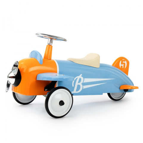 Aeroplanino Speedster Sky Blue | BAGHERA | RocketBaby.it