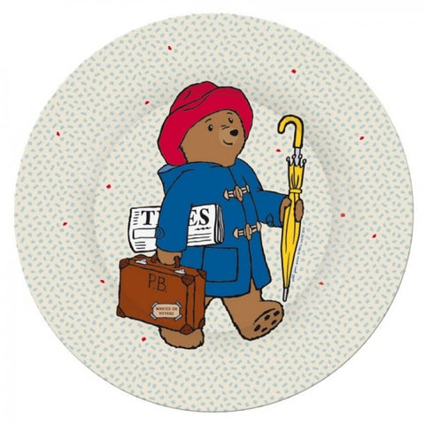 Piatto Beige Paddington | PETIT JOUR | RocketBaby.it