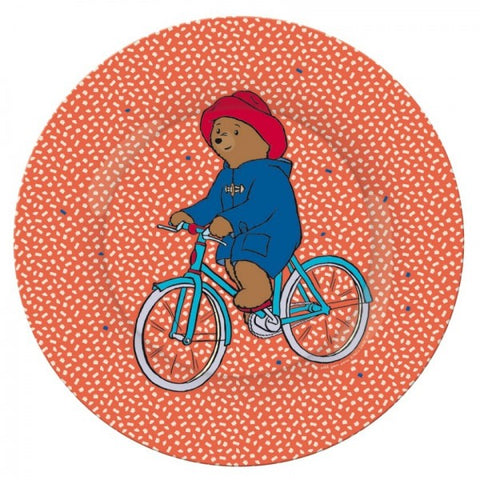 Piatto Rosso Paddington | PETIT JOUR | RocketBaby.it