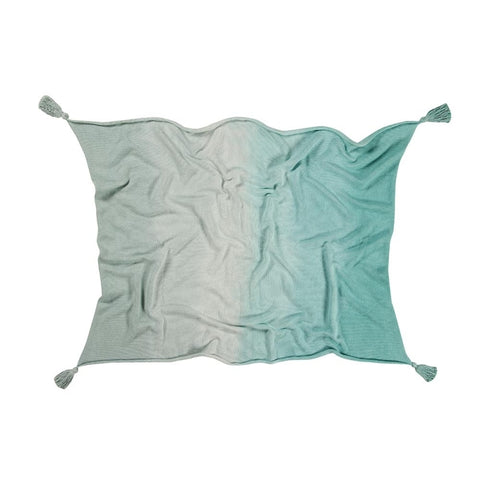 Coperta Ombre Mint | LORENA CANALS | RocketBaby.it