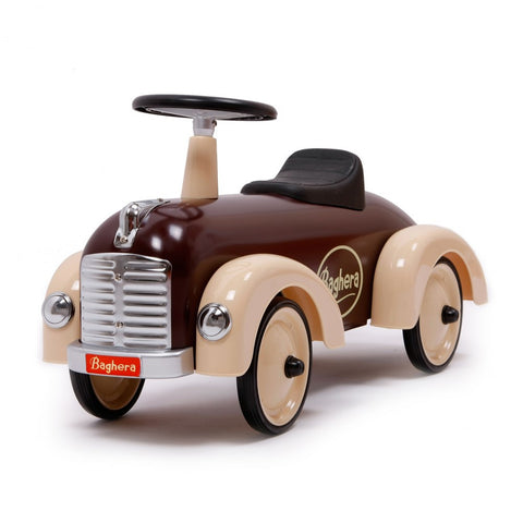 Macchinina Speedster Chocolate - RocketBaby - 1