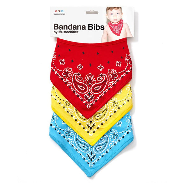Bavaglino Bandana set Bimbo |  | RocketBaby.it