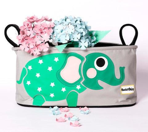 Borsa Passeggino Grace l'Elefantina | ROCKETBABY | RocketBaby.it