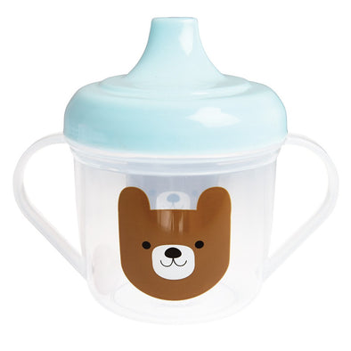 Sippy Cup Bruno the Bear | REX LONDON | RocketBaby.it