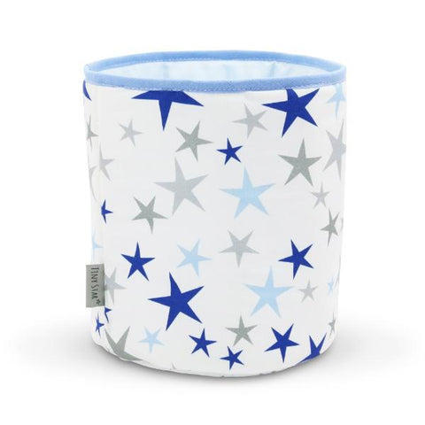 Cesto Piccolo Blue Stars | TINY STAR | RocketBaby.it