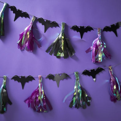 Ghirlanda Bats and Tassels | GINGER RAY | RocketBaby.it