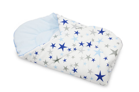 Trapunta Cocoon Blue Stars | TINY STAR | RocketBaby.it