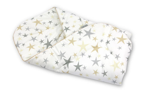 Trapunta Cocoon Golden Dust | TINY STAR | RocketBaby.it