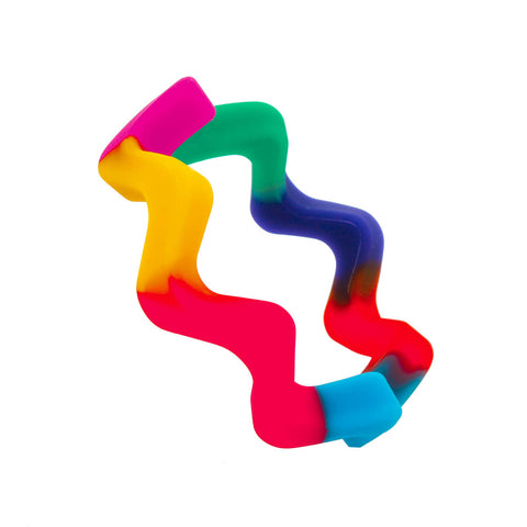 Bangle da Mordere per  Dentizione  Pride - RocketBaby - 1
