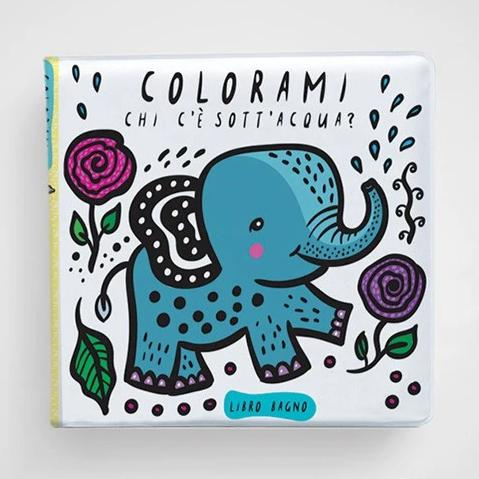 Libro da Bagno Colorami – Chi c'è sott'acqua? | WEE GALLERY | RocketBaby.it