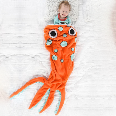Sacco Nanna XXL Sea Monster Kids Sea | LAZY ONE | RocketBaby.it