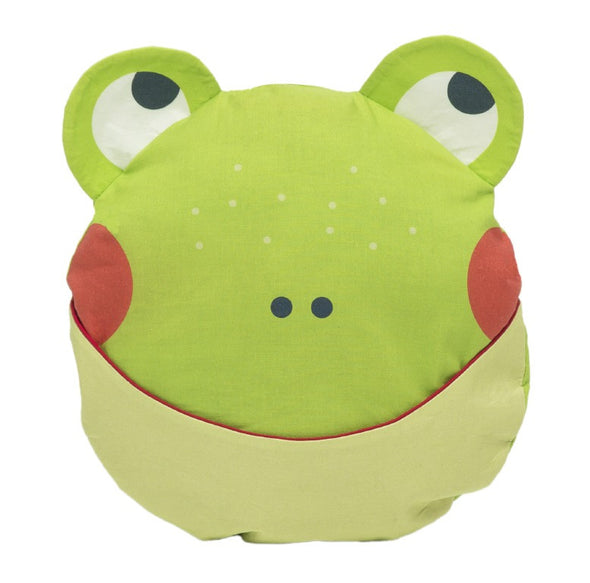 Cuscino Rana Franz Frog |  | RocketBaby.it