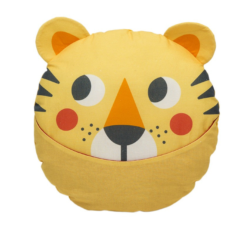 Cuscino Tigre Tobi Tiger | JULICA | RocketBaby.it