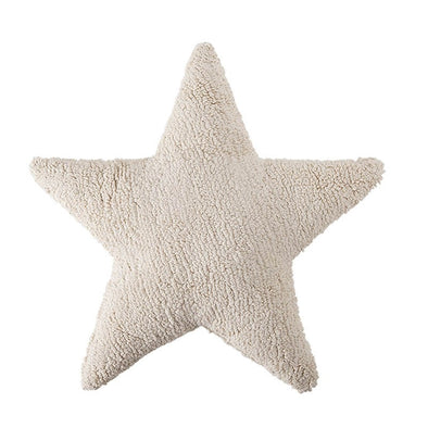 Cuscino Star Beige | LORENA CANALS | RocketBaby.it