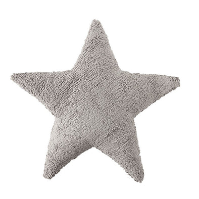 Cuscino Star Light Grey | LORENA CANALS | RocketBaby.it
