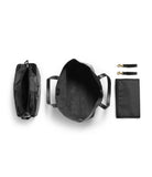 Borsa Fasciatoio Black Leather - RocketBaby - 4