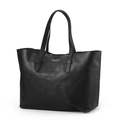 Borsa Fasciatoio Black Leather - RocketBaby - 2