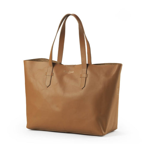 Borsa Fasciatoio Chestnut Leather | ELODIE DETAILS | RocketBaby.it