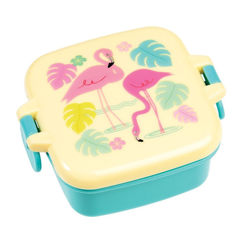 Snack Box Flamingo Bay | REX LONDON | RocketBaby.it