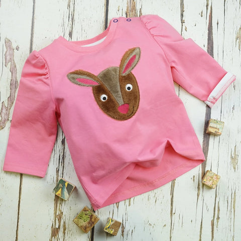 Maglia A Maniche Lunghe Fluffy Deer | BLADE&ROSE | RocketBaby.it
