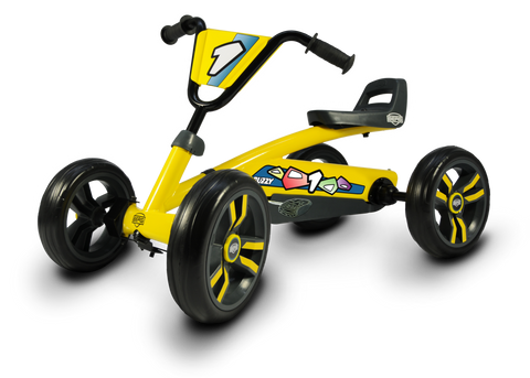 Go Kart a Pedali Buzzy | BERG | RocketBaby.it