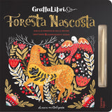Libro Foresta Nascosta | IPPOCAMPO | RocketBaby.it