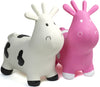 Gonfiabile Cavalcabile Small Mucca Rosa - RocketBaby - 3