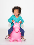 Gonfiabile Cavalcabile Medium Cavallo Rosa - RocketBaby - 2