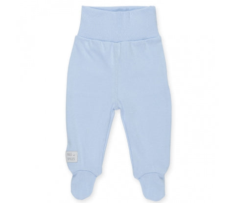 Pantaloni Con Piedini Happy Kids Blu | PINOKIO | RocketBaby.it