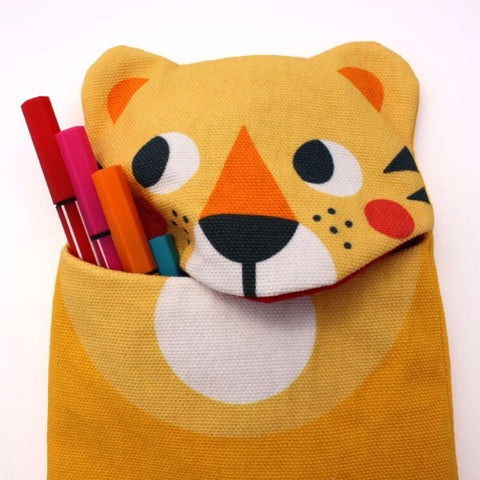 Astuccio Mangiapenne Tigre Tom | JULICA | RocketBaby.it