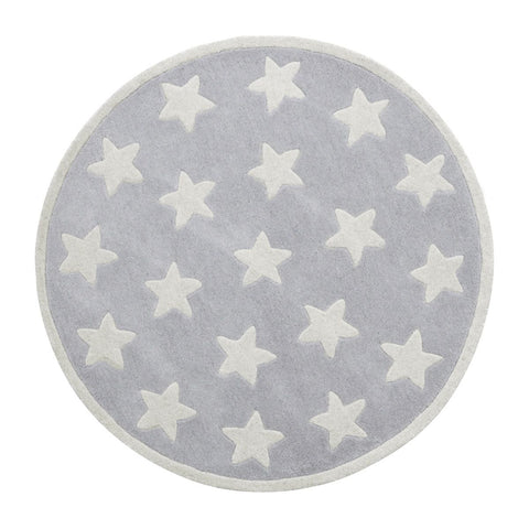 Tappeto Stars Grey | KIDS CONCEPT | RocketBaby.it