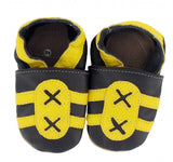 Babbucce Trainers Gialle/Nere - RocketBaby - 1
