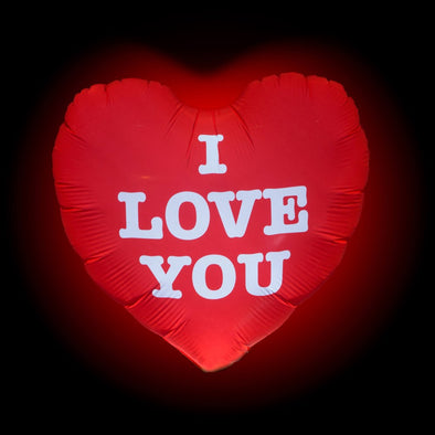 Palloncino Decorativo con Luce Led I Love You | WAKADABALLOON | RocketBaby.it