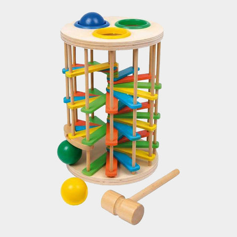 Torre Con Martelletto Grande | LEGLER | RocketBaby.it