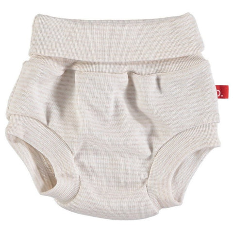 Culotte a Righe White e Sand | LIMOBASICS | RocketBaby.it