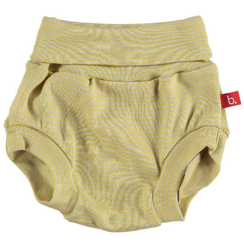 Culotte a Righe Mustard e Sand | LIMOBASICS | RocketBaby.it