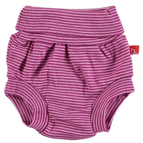 Culotte a Righe Magenta | LIMOBASICS | RocketBaby.it