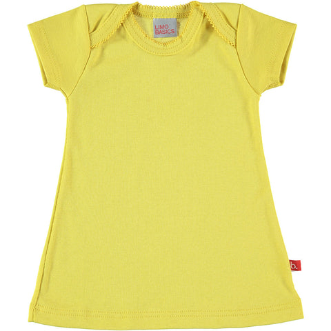 Abitino Giallo - LIMOBASICS - RocketBaby.it - RocketBaby
