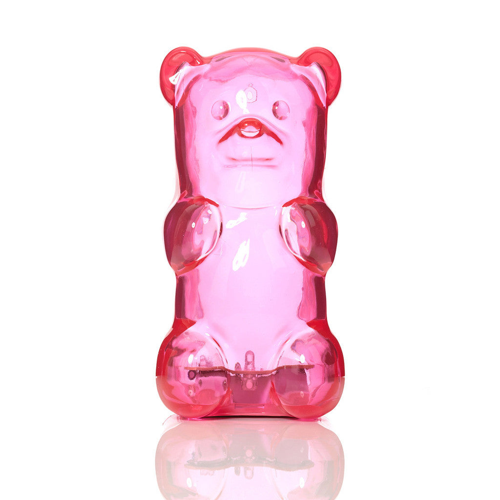 Luce Notturna Gummy Bear Rosa | FCTRY | RocketBaby.it