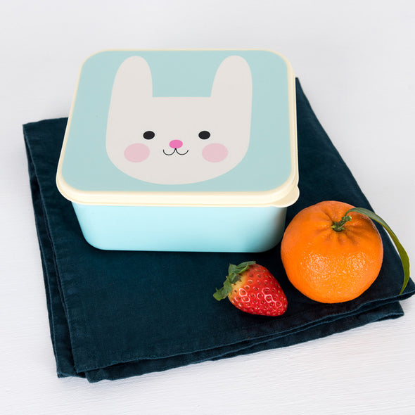 Lunch Box Bonnie The Bunny | REX LONDON | RocketBaby.it
