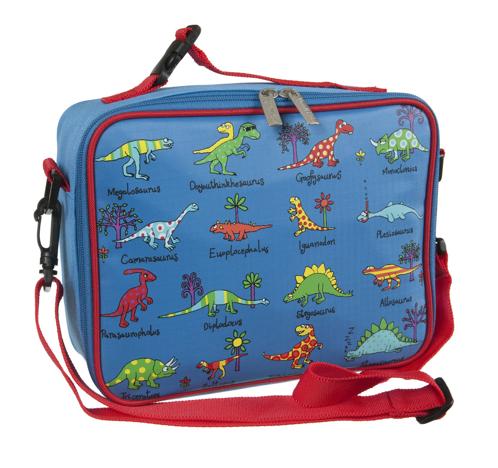 Lunch Bag Dinosauri | TYRRELL KATZ | RocketBaby.it