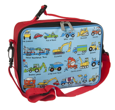 Lunch Bag Motori |  | RocketBaby.it
