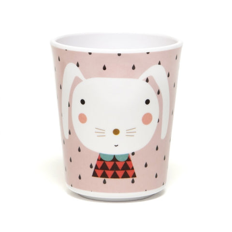 Tazza In Melamina Rabbit Drops | PETIT MONKEY | RocketBaby.it